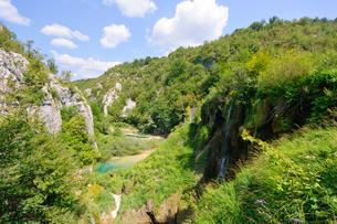 クロアチア 世界自然遺産 プリトヴィツェ湖群国立公園の写真素材 [FYI00065131]