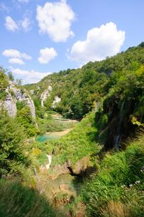 クロアチア 世界自然遺産 プリトヴィツェ湖群国立公園の写真素材 [FYI00065132]