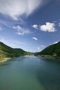 四万十川の写真素材 [FYI00065227]