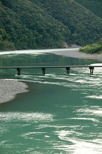 四万十川の写真素材 [FYI00065234]
