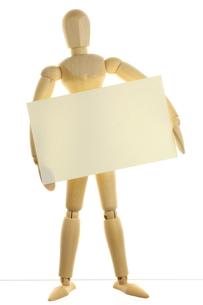 モデル人形の写真素材 [FYI00065420]