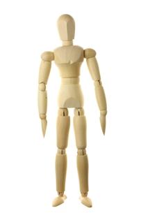 モデル人形の写真素材 [FYI00065434]