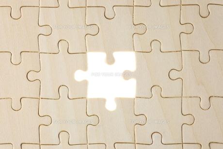 ジグソーパズルの写真素材 [FYI00065438]