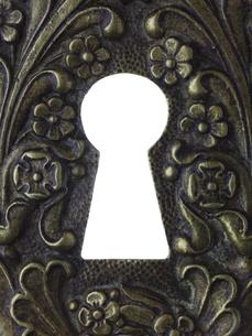 鍵穴の素材 [FYI00065441]