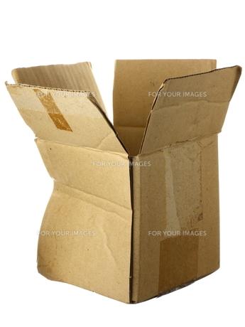 段ボール箱の写真素材 [FYI00065453]
