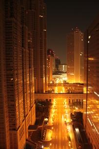東京夜景の写真素材 [FYI00065560]