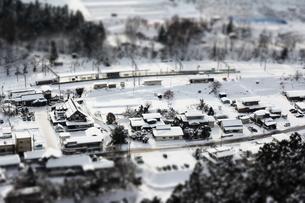 山形の冬の写真素材 [FYI00065561]