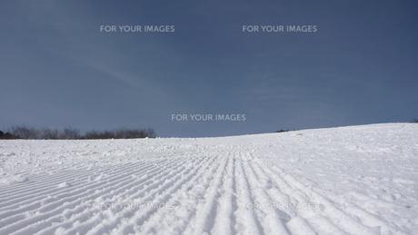 ゲレンデの写真素材 [FYI00065572]
