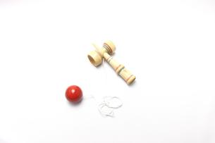 剣玉の写真素材 [FYI00065714]