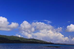 島の写真素材 [FYI00065805]