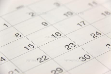カレンダーの素材 [FYI00065903]
