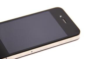 スマートフォンの写真素材 [FYI00065909]