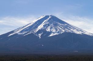 霊峰富士の写真素材 [FYI00069402]