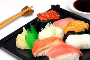 寿司の写真素材 [FYI00069629]