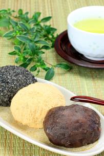 和菓子の写真素材 [FYI00069743]