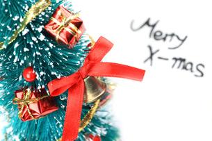 クリスマスの写真素材 [FYI00069794]