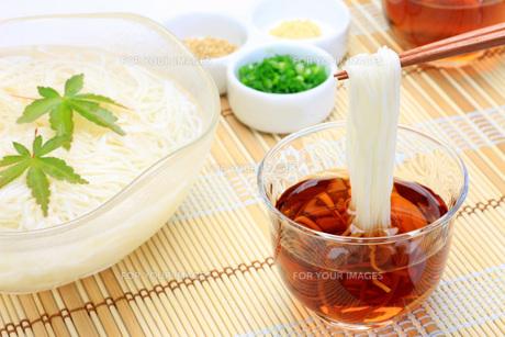 素麺の素材 [FYI00069981]