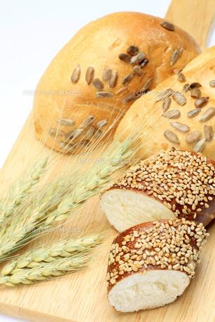 パンの写真素材 [FYI00070343]