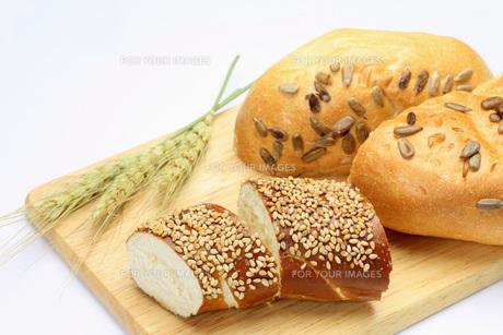パンの写真素材 [FYI00070349]