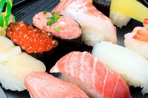 寿司の素材 [FYI00070512]