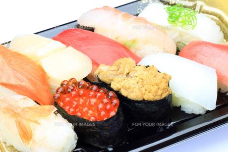 寿司の素材 [FYI00071028]