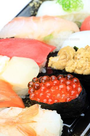 寿司の素材 [FYI00071041]