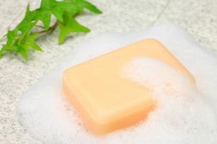 石鹸の写真素材 [FYI00071436]