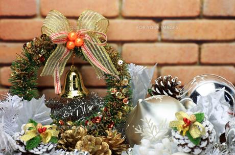 クリスマスのイメージの写真素材 [FYI00071651]