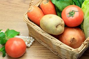 野菜の写真素材 [FYI00072038]