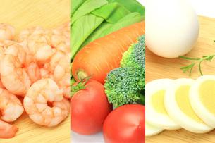 色々な食材の写真素材 [FYI00072477]
