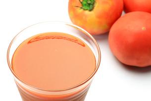 トマトジュースの写真素材 [FYI00072580]