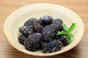 お多福豆の写真素材 [FYI00072892]