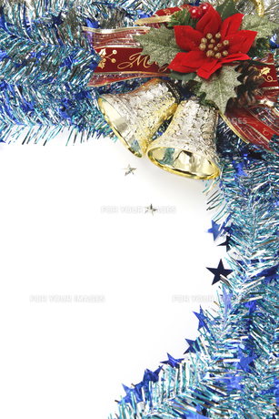 クリスマスリースの写真素材 [FYI00073177]