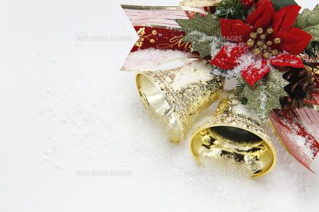 クリスマス飾りの写真素材 [FYI00073199]