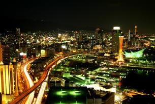 神戸夜景の写真素材 [FYI00073259]