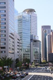 梅田高層ビルの写真素材 [FYI00073263]