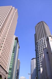 高層ビルの写真素材 [FYI00073274]