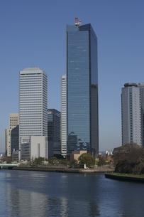 水都大阪OBPの写真素材 [FYI00073337]