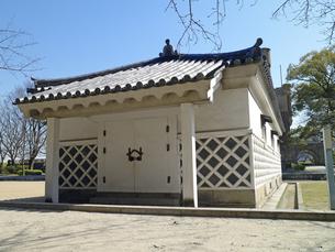 大阪城金蔵の写真素材 [FYI00073338]