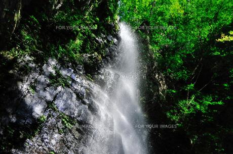滝の素材 [FYI00073351]
