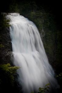 三条の滝の写真素材 [FYI00073379]