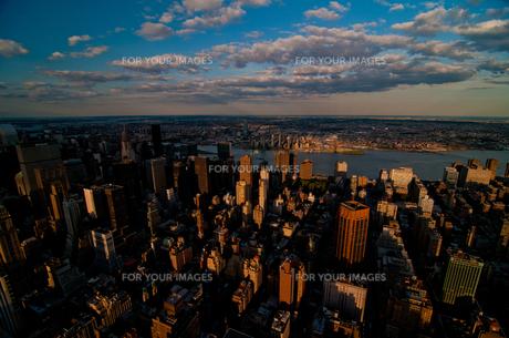 ニューヨーク眺望の素材 [FYI00073438]