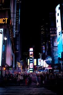ニューヨーク夜景の素材 [FYI00073443]