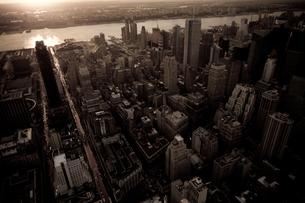 ニューヨーク眺望の素材 [FYI00073446]