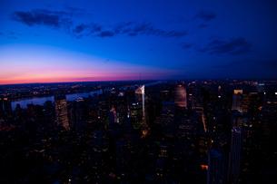 ニューヨーク眺望の素材 [FYI00073450]