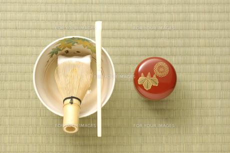 茶道の素材 [FYI00073456]