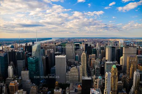 ニューヨーク眺望の素材 [FYI00073464]