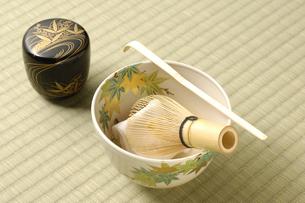 茶道の素材 [FYI00073469]