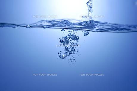 水のイメージの素材 [FYI00073602]