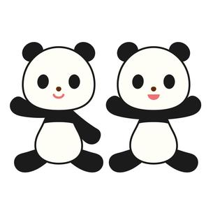 パンダの写真素材 [FYI00073736]